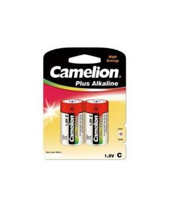 Pack 2 Piles Camelion Alcaline Plus LR14/C