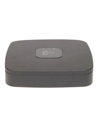 Caméra Dôme 4CH 1TB BNC DVR Kit Blanc IC Plus