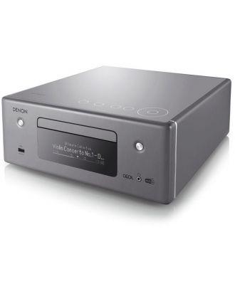Micro-chaîne CD 2x65W Grise Denon RCDN-11 DAB
