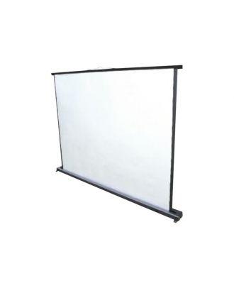 Ecrans projection connect électrique 150 cm x 150 cm