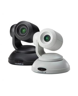 Caméra PTZ ConferenceSHOT x10 USB3.0 et IP - Blanche Vaddio