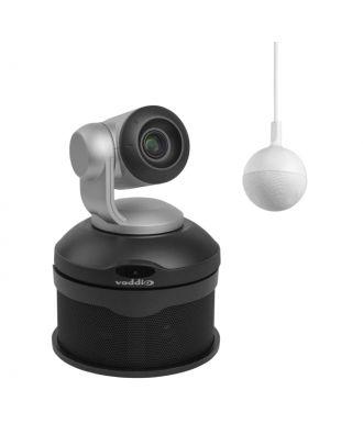Kit Caméra ConferenceSHOT AV (x10) + CeilingMIC 1 - Noir Vaddio