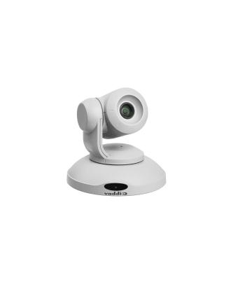 Caméra PTZ ConferenceSHOT AV x10 USB 3.0 IP Audio, Blanche Vaddio