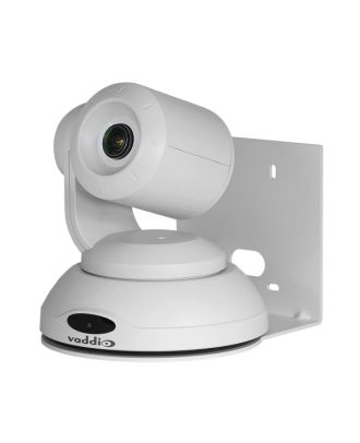 Caméra 1080p60 ConferenceSHOT FX USB3.0 et IP - Blanche Vaddio