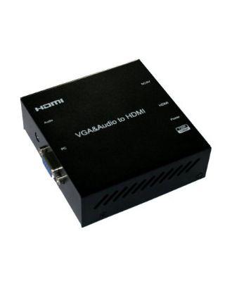 Convertisseur Vga et Audio vers Hdmi