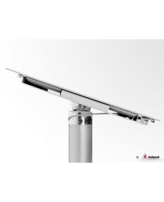 Pied de table hauteur 100mm pour tablette DM-TC100 Audipack