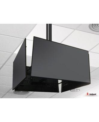 Supports plafond pour 4 écrans 60''-75'' AUD-FCM4-6075 Audipack