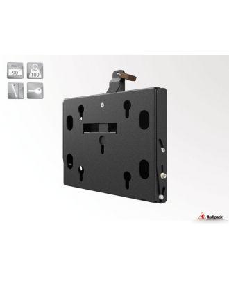 Support mural L&S5 avec un système de verrouillage 390657 Audipack