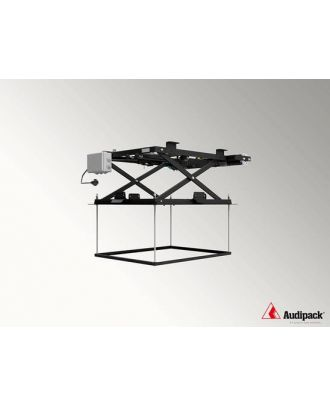 Support plafond pantographe motorisé (1) PCL-5070-1 Audipack