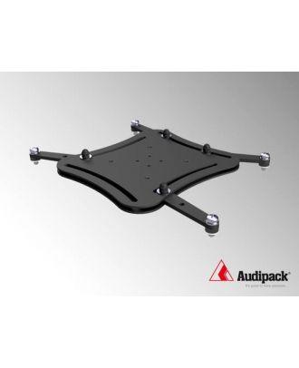 Platine universel pour support vidéoprojecteur Audipack QFIX-5