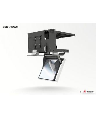 Support motorisé Mirror-Kit pour vidéopro wide MKT-150WS Audipack