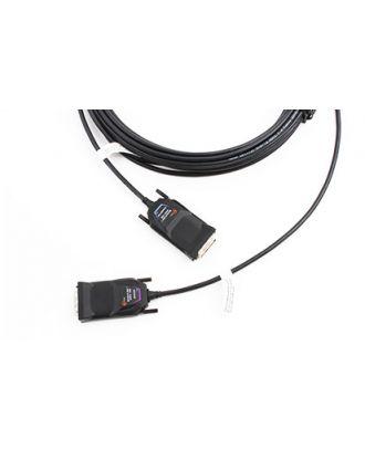 Câble optique actif DVI 50m DVFC Opticis