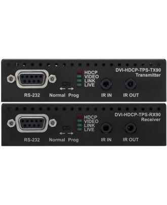 Transmetteur Dvi longue distance Lightware sur CAT5