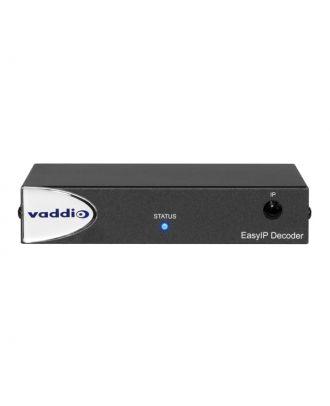 Décodeur EASY IP - Streaming AV/IP et contrôle de 4 caméras Vaddio
