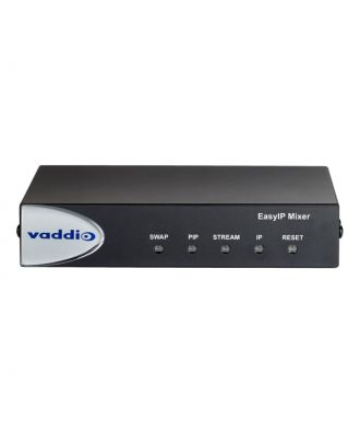 Easy IP Mixeur Mélangeur A/V 4 flux vidéo de caméras EasyIP Vaddio