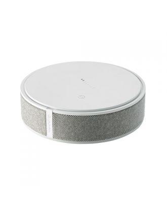 Microphone de table Easy IP, Dante Blanc Vaddio 999-85300-000W