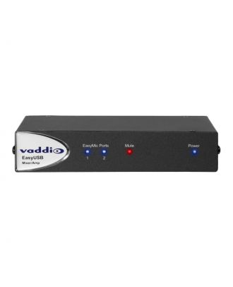Mélangeur/Amplificateur EasyUSB Mixer/Amp Vaddio