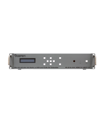 Matrice 8x8 en HDMI2.0 HDR 4K Ultra HD Gefen EXT-UHD600A-88