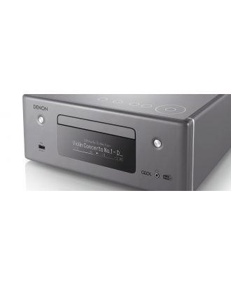 Micro-chaîne CD 2x65W Grise Denon N11DAB