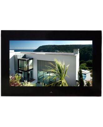 Ecran Genesis FHD 16p 220cd/m2 Blanc avec haut-parleurs AVF16L-CGPWSE Aquavision