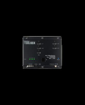 Switcheur Gefen 4x1 HDMI Ultra HD 4K noir