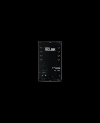 Matrice Gefen 6x2 HDMI Ultra HD 4K noir