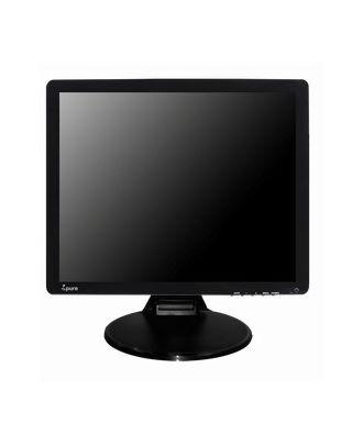 Moniteur LCD 15 pouces de surveillance GV15 Ipure