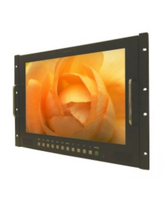 Ecran 17'' en rack HD/SDI