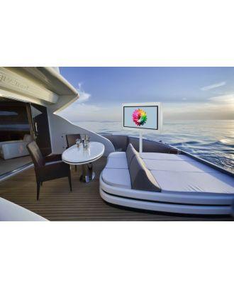 Aquavision  Ecran d'extérieur 86p 4K 2000cd/m²  Noir
