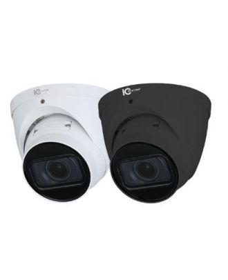 Caméra Dôme 5MP IP AI Lite Turrret Fixed IC Plus