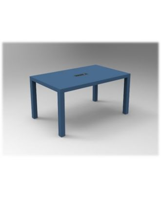 Table LIMA 5/6 places H760mm Kamo
