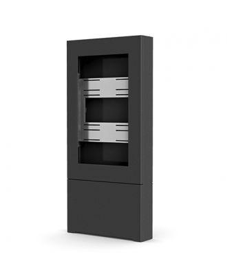 Kiosque en portrait 420p noir Chief LF42UBP