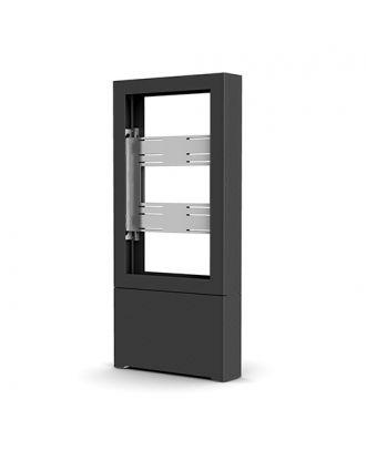 Kiosque portrait 420p b2b noir Chief LF42UBP-B2B