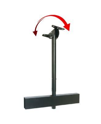 Support de plafond rotatif ajustable Noir OMB 7023