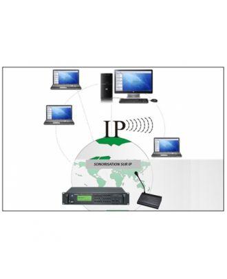 Logiciel IP Rondson pour AM 120 IP / 240 IP