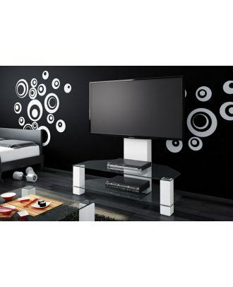 Meuble TV Hubertus LUGANO blanc
