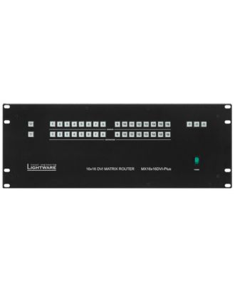 Matrice Lightware 16x16 DVI Plus