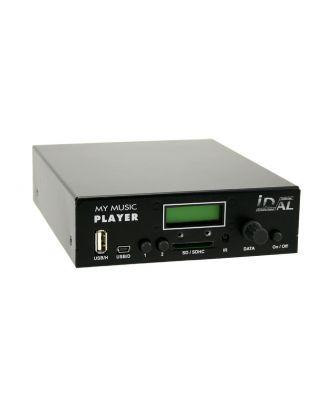 Automate de diffusion Wav/MP3 My Music Player