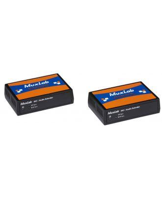 Kit extendeur DVI/Audio 500390 Muxlab