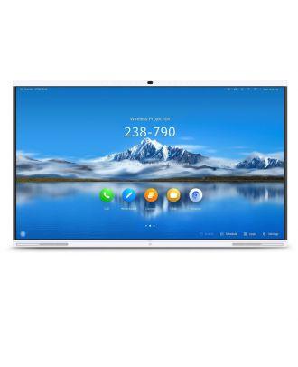 Tableau tactile interactif 4K de 65 pouces avec système de visioconférence Full HD intégré Huawei IDEAHUB