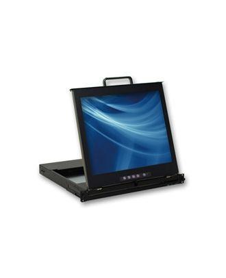 Ecran LCD 19 pouces rackable 1U