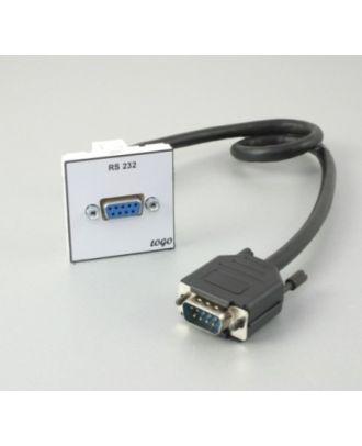 Plastron 45 + 1 SubD 9 F ou M 3m fiche HD9 M
