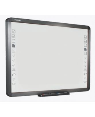 """Tableau blanc interactif 78"""" QWB200 PS H01 Qomo"""