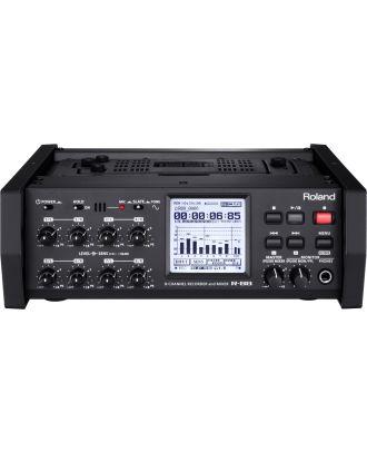 Enregistreur portable 8 canaux audio / mixeur / USB Roland R-88