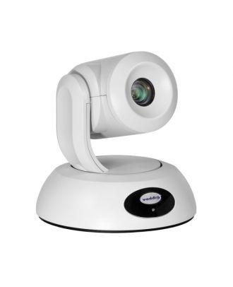 Caméra PTZ RoboSHOT 12E HDBT - Blanche Vaddio