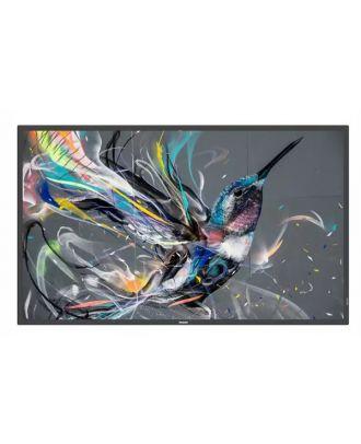 Ecran tactile 65p Ultra HD 350cd/m² Capacitif 10 touchés Philips 65BDL6051C00