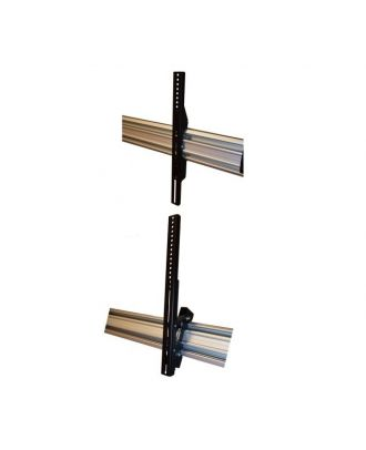 Support inclinable adapté FLEX-800 Vesa 200 391818 Audipack