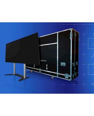 Flight Case pour FHDQ130 lift motorisé Optoma ODM02MFS-QUADSHOW