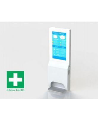 e-Boxx Health - Ecran 21,5 pouces avec dispenseur automatique