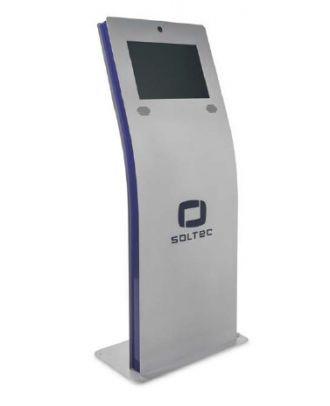 Borne interactive 15 pouces Soltec SKCV150M-28